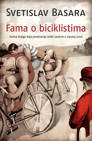 Fama o biciklistima, Svetislav Basara, Laguna